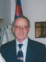 Reverend Gordon  Hammond
